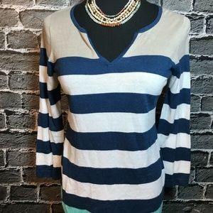 Tommy Bahama Sz S Light Weight Cotton Sweater
